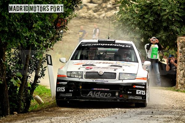 François-Duval-y-Antony-Bourdeaud'hui_Skoda-Fabia-WRC